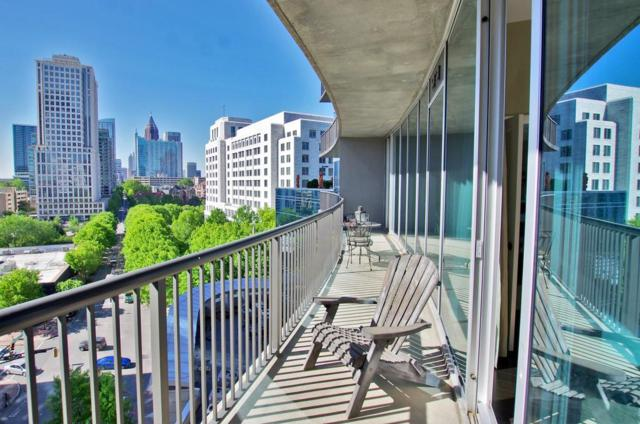 1080 Peachtree Street NE #809, Atlanta, GA 30309 (MLS #6542467) :: The Zac Team @ RE/MAX Metro Atlanta