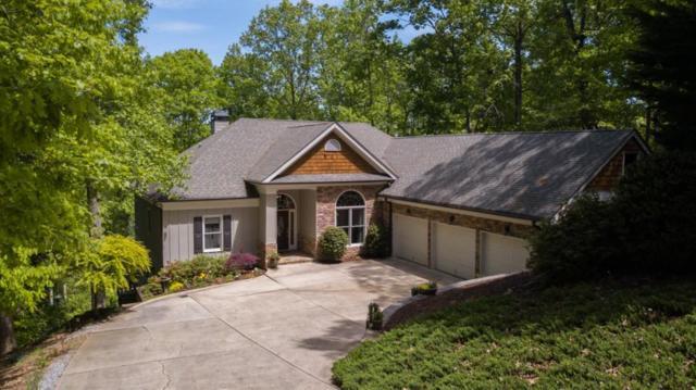 6595 Happy Hollow Trail, Gainesville, GA 30506 (MLS #6542512) :: North Atlanta Home Team