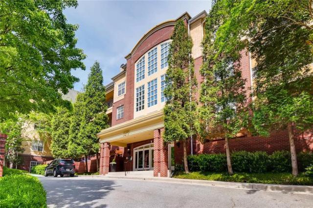 3275 Lenox Road NE #414, Atlanta, GA 30324 (MLS #6542585) :: RE/MAX Paramount Properties