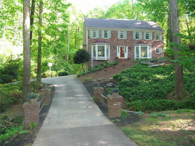 1177 Forest Brook Court, Marietta, GA 30068 (MLS #6542651) :: RE/MAX Paramount Properties