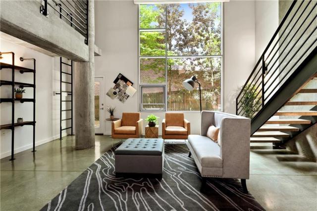 850 Ralph Mcgill Boulevard NE #12, Atlanta, GA 30306 (MLS #6542682) :: RE/MAX Paramount Properties