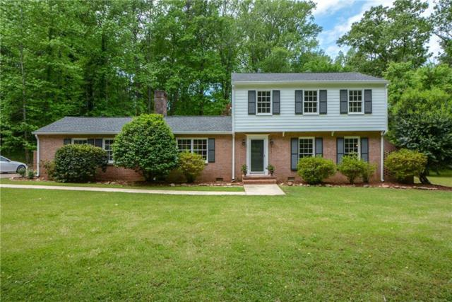 717 Lakewood Drive, Lagrange, GA 30240 (MLS #6542793) :: The Heyl Group at Keller Williams