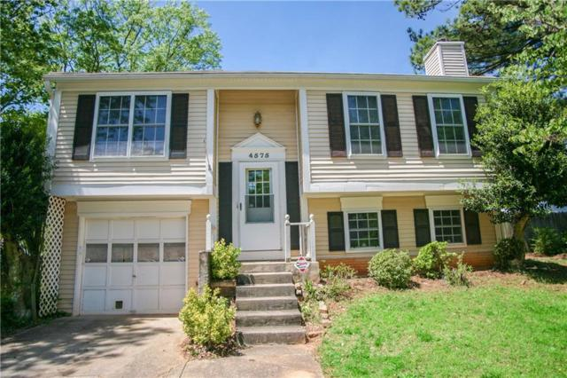 4575 Garden Hills Drive, Stone Mountain, GA 30083 (MLS #6542894) :: The Zac Team @ RE/MAX Metro Atlanta
