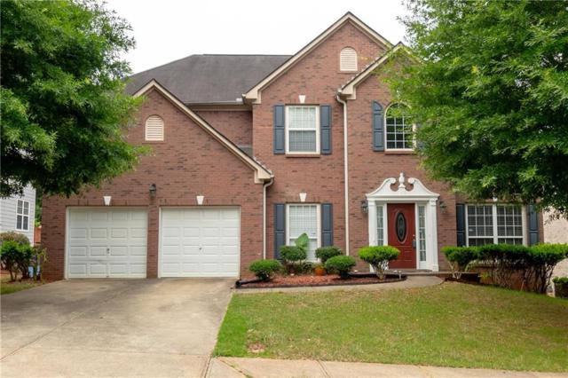 2718 Autumn Ridge Lane, Lawrenceville, GA 30044 (MLS #6542927) :: The Heyl Group at Keller Williams