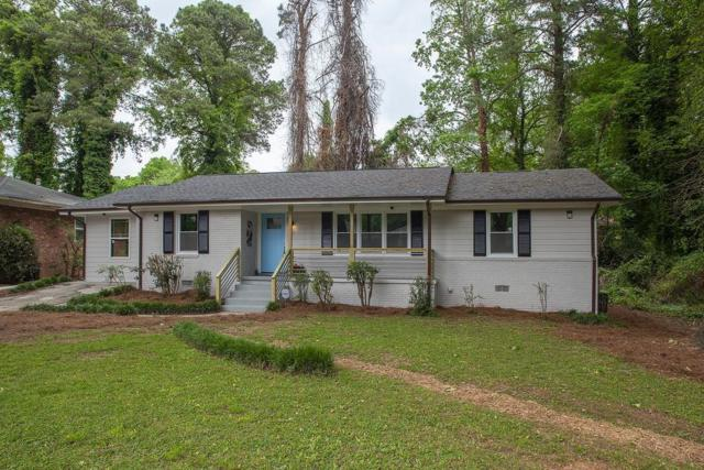 1856 Shamrock Drive, Decatur, GA 30032 (MLS #6542965) :: The Zac Team @ RE/MAX Metro Atlanta