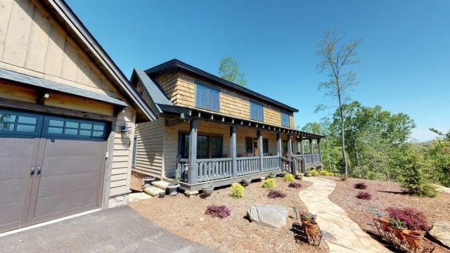 136 Painters Trace Trace, Ellijay, GA 30536 (MLS #6543299) :: KELLY+CO