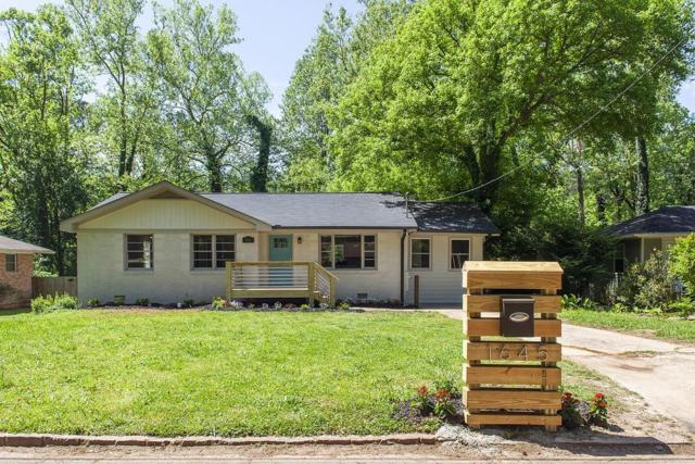 1645 Carter Road, Decatur, GA 30032 (MLS #6543391) :: The Zac Team @ RE/MAX Metro Atlanta