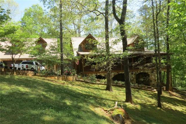 112 N Falling Waters Drive, Demorest, GA 30535 (MLS #6543429) :: Hollingsworth & Company Real Estate