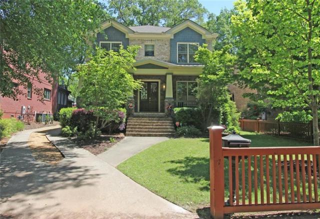 80 Hudson Place SE, Atlanta, GA 30317 (MLS #6543483) :: Hollingsworth & Company Real Estate