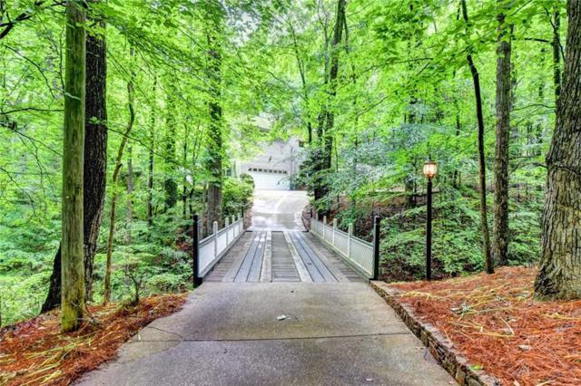 527 Lakeshore Drive, Berkeley Lake, GA 30096 (MLS #6543636) :: Rock River Realty