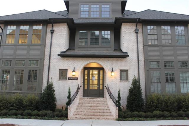 6662 Cadence Boulevard #77, Sandy Springs, GA 30328 (MLS #6543805) :: Iconic Living Real Estate Professionals
