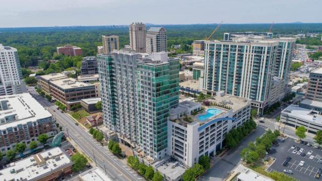250 Pharr Road NE #1014, Atlanta, GA 30305 (MLS #6543840) :: RE/MAX Paramount Properties