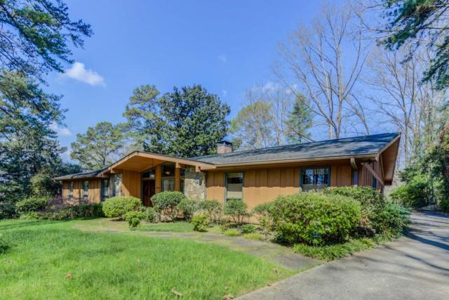 1360 Epping Forest Drive NE, Brookhaven, GA 30319 (MLS #6543860) :: The Zac Team @ RE/MAX Metro Atlanta