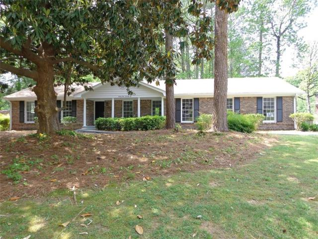 2472 Riverglenn Circle, Dunwoody, GA 30338 (MLS #6543874) :: North Atlanta Home Team