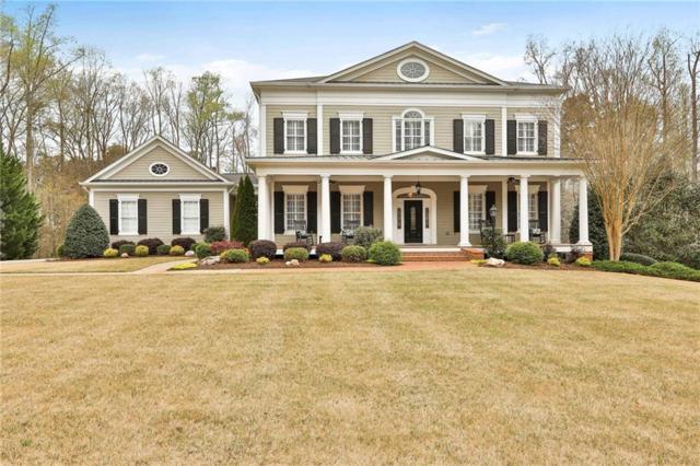 160 Ashborough Park, Fayetteville, GA 30215 (MLS #6543917) :: Buy Sell Live Atlanta