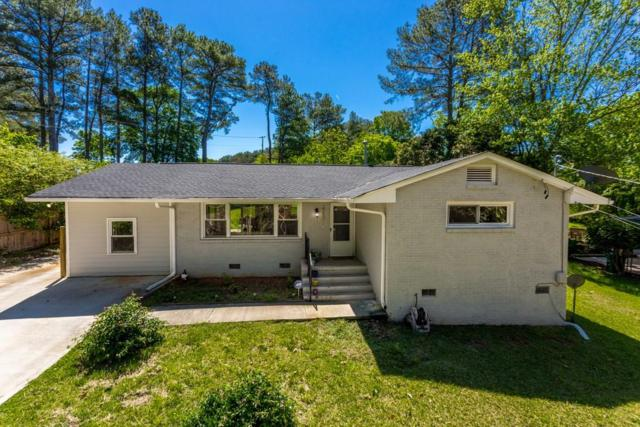 2269 Collier Drive, Decatur, GA 30032 (MLS #6544122) :: KELLY+CO