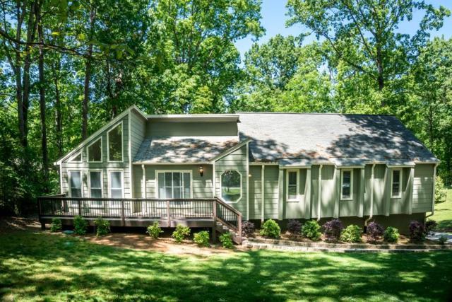 110 Ridge Road, Berkeley Lake, GA 30096 (MLS #6544340) :: Rock River Realty