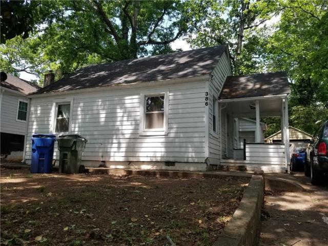 386 Sawtell Avenue SE, Atlanta, GA 30315 (MLS #6544376) :: North Atlanta Home Team