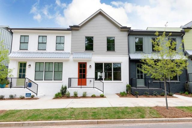 1181 Rambler Cross #117, Atlanta, GA 30312 (MLS #6544515) :: Iconic Living Real Estate Professionals