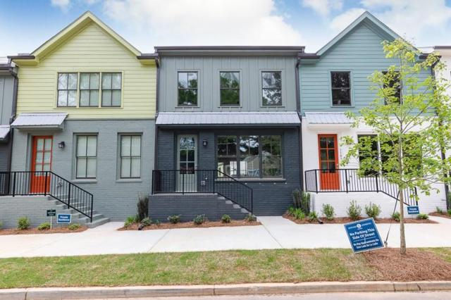 1187 Rambler Cross #120, Atlanta, GA 30312 (MLS #6544544) :: Iconic Living Real Estate Professionals