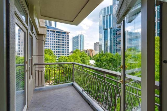 3334 Peachtree Road NE #304, Atlanta, GA 30326 (MLS #6544661) :: The Zac Team @ RE/MAX Metro Atlanta