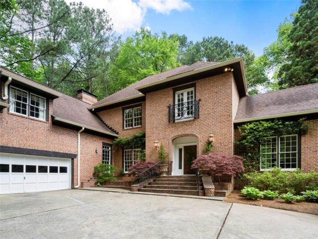 6105 River Chase Circle, Sandy Springs, GA 30328 (MLS #6544765) :: KELLY+CO