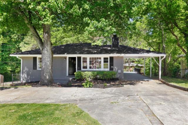296 Scott Drive SE, Marietta, GA 30067 (MLS #6544811) :: RE/MAX Paramount Properties