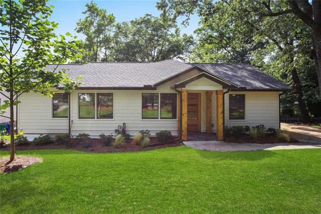1327 Carter Road, Decatur, GA 30030 (MLS #6544869) :: RE/MAX Paramount Properties