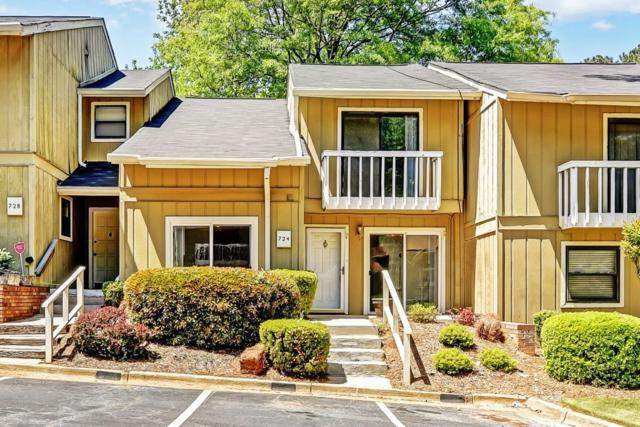 724 Somerset Court SE, Marietta, GA 30067 (MLS #6544954) :: The Zac Team @ RE/MAX Metro Atlanta