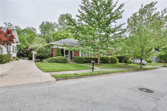 223 Wilton Drive, Decatur, GA 30030 (MLS #6544955) :: RE/MAX Paramount Properties