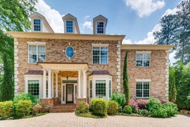3337 Habersham Road NW, Atlanta, GA 30305 (MLS #6545142) :: Rock River Realty