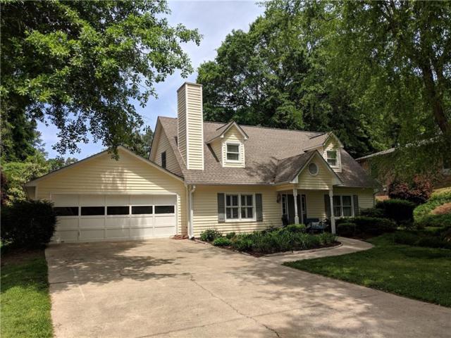 576 Long Oak Drive, Gainesville, GA 30501 (MLS #6545171) :: North Atlanta Home Team