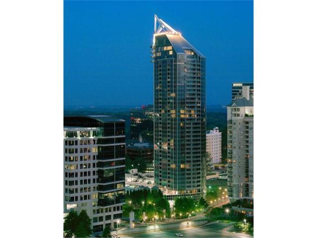 3338 Peachtree Road NE #1405, Atlanta, GA 30326 (MLS #6545172) :: The Zac Team @ RE/MAX Metro Atlanta
