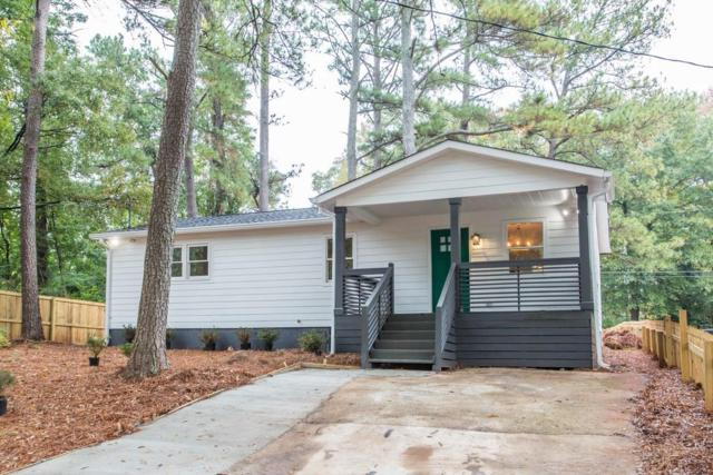 545 Glendale Road, Scottdale, GA 30079 (MLS #6545205) :: The Zac Team @ RE/MAX Metro Atlanta