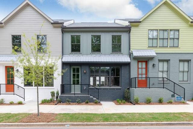 1183 Rambler Cross #118, Atlanta, GA 30312 (MLS #6545217) :: Iconic Living Real Estate Professionals