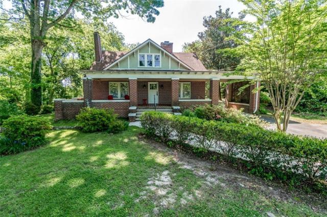 1318 Park Hill Drive, Gainesville, GA 30501 (MLS #6545300) :: RE/MAX Paramount Properties