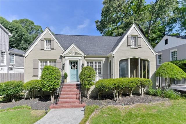3556 Kingsboro Road NE, Atlanta, GA 30319 (MLS #6545311) :: The Zac Team @ RE/MAX Metro Atlanta