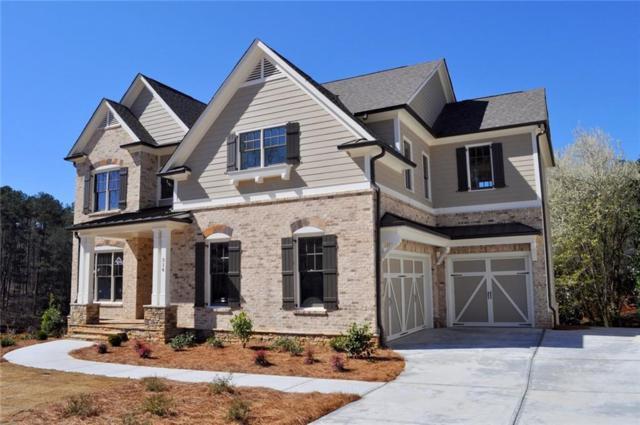 5268 Merlot Drive NW, Acworth, GA 30101 (MLS #6545524) :: Path & Post Real Estate
