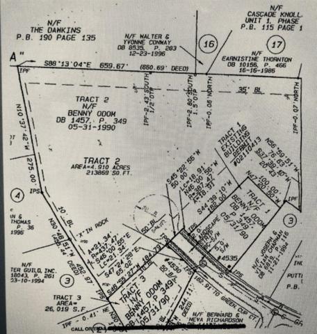 0 Green Cup Lane, Atlanta, GA 30331 (MLS #6545552) :: RE/MAX Paramount Properties
