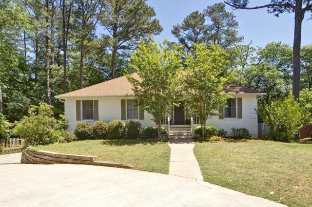 2378 Battle Forest Drive SW, Marietta, GA 30064 (MLS #6545598) :: The Zac Team @ RE/MAX Metro Atlanta