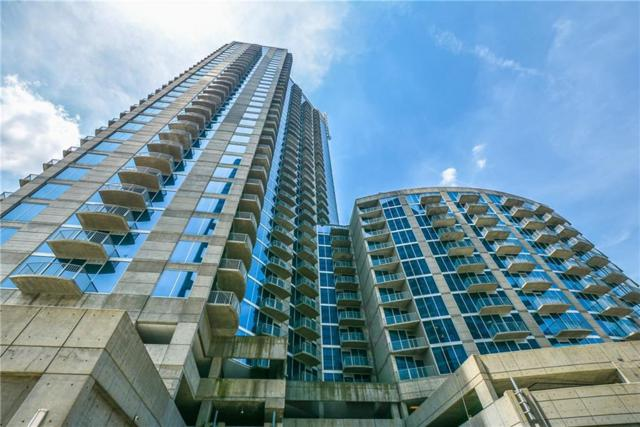 400 W Peachtree Street NW #2505, Atlanta, GA 30308 (MLS #6545659) :: The Zac Team @ RE/MAX Metro Atlanta