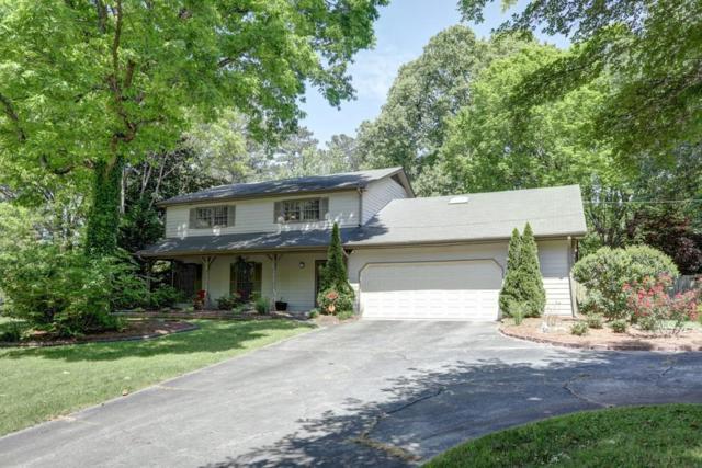 4566 Amberly Court S, Dunwoody, GA 30360 (MLS #6545787) :: North Atlanta Home Team