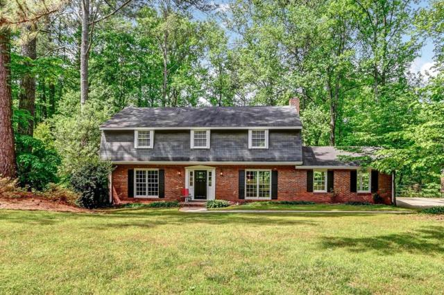 9880 La View Circle, Roswell, GA 30075 (MLS #6545914) :: Iconic Living Real Estate Professionals