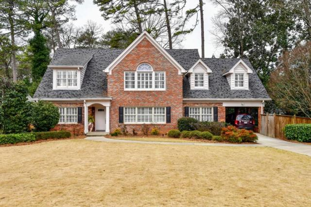 2682 Sharondale Drive NE, Atlanta, GA 30305 (MLS #6545920) :: Iconic Living Real Estate Professionals