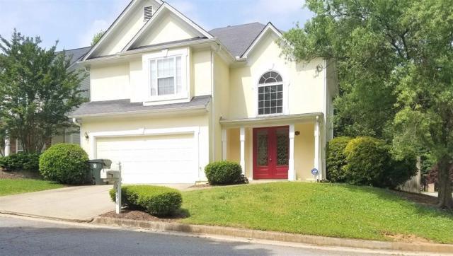 2496 Rosecrest Place NE, Atlanta, GA 30345 (MLS #6546093) :: RE/MAX Paramount Properties
