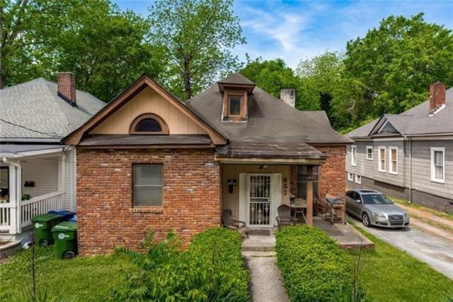 657 Grady Place SW, Atlanta, GA 30310 (MLS #6546437) :: North Atlanta Home Team