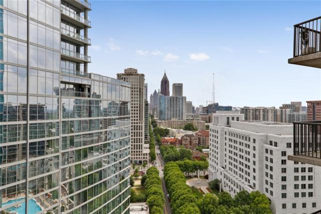 1080 Peachtree Street NE #2006, Atlanta, GA 30309 (MLS #6546521) :: The Zac Team @ RE/MAX Metro Atlanta