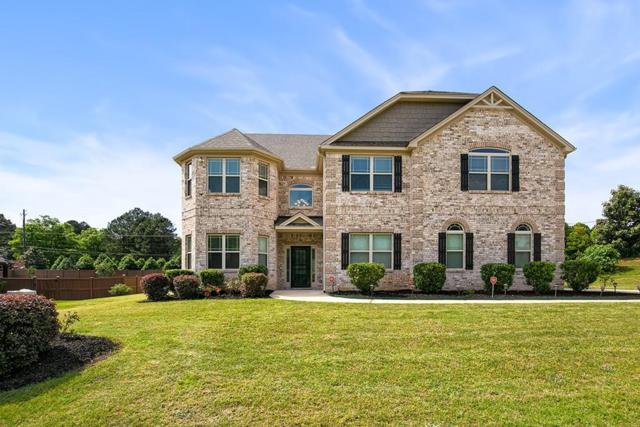 215 Legends Drive, Fayetteville, GA 30215 (MLS #6546602) :: North Atlanta Home Team