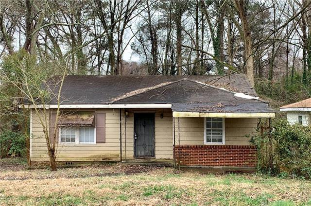 1001 Welch Street SE, Atlanta, GA 30315 (MLS #6546612) :: The Zac Team @ RE/MAX Metro Atlanta