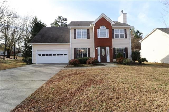 1160 Bramlett Forest Trail, Lawrenceville, GA 30045 (MLS #6547002) :: RE/MAX Paramount Properties